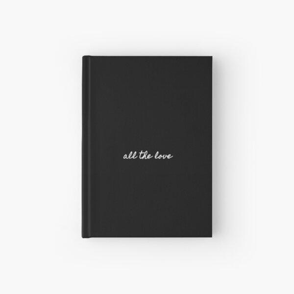 Todo el amor - H Cuaderno de tapa dura