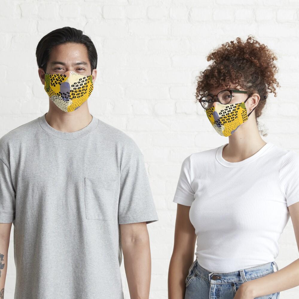 Piña Colada Mask
