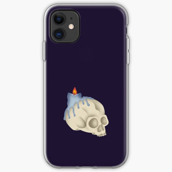 Skull iPhone Soft Case