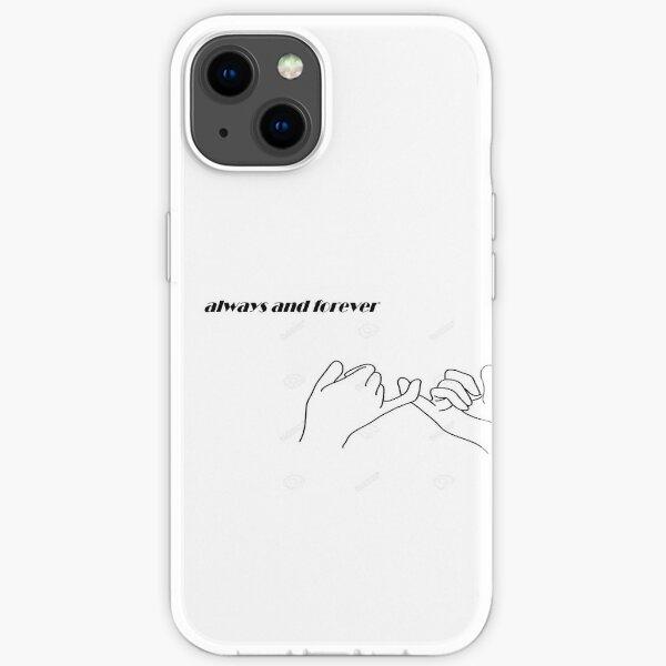für immer und ewig iPhone Flexible Hülle