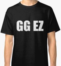 e6887595f GG EZ ╰(✧∇✧╰) Classic T-Shirt