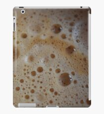 Just A Frothy Coffee iPad Case/Skin