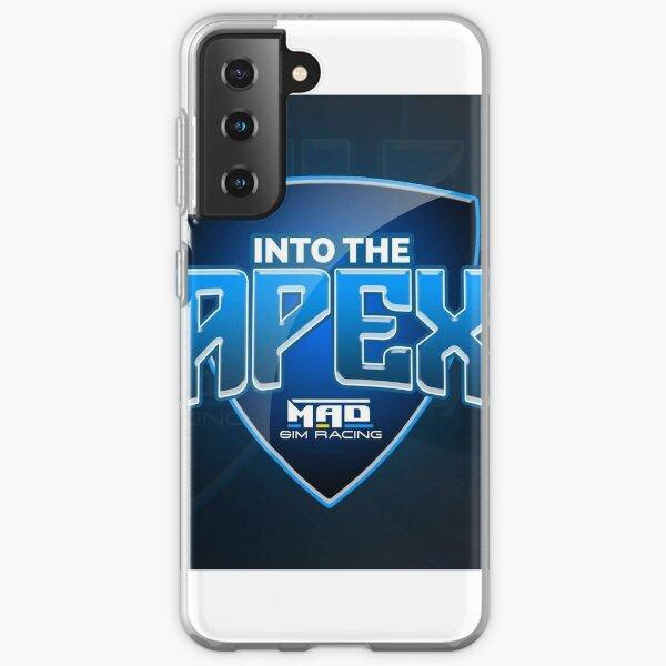 Into The Apex Podcast Samsung Galaxy Soft Case