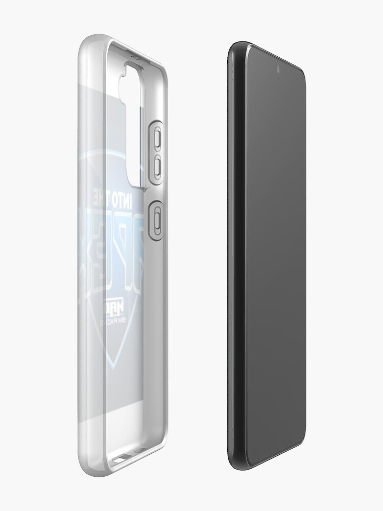 Alternate view of Into The Apex Podcast Case & Skin for Samsung Galaxy