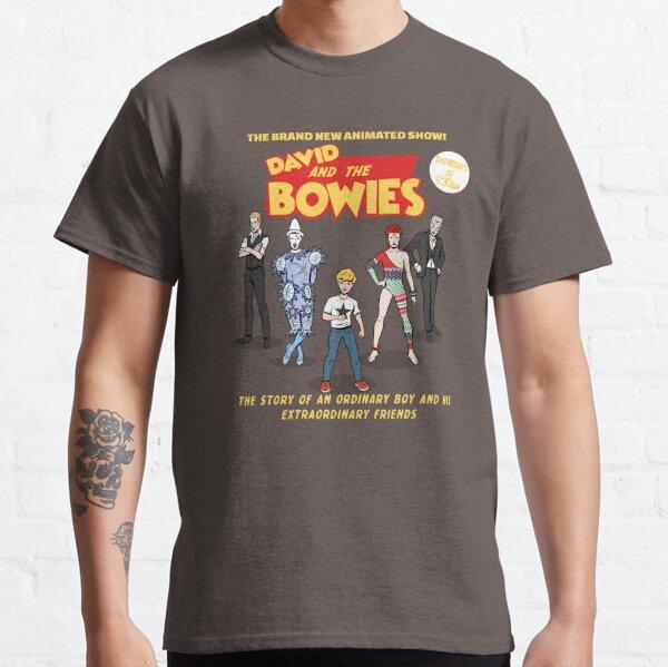 Cartoon David Classic T-Shirt