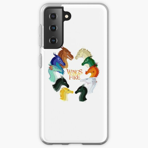 Wings of Fire Samsung Galaxy Soft Case