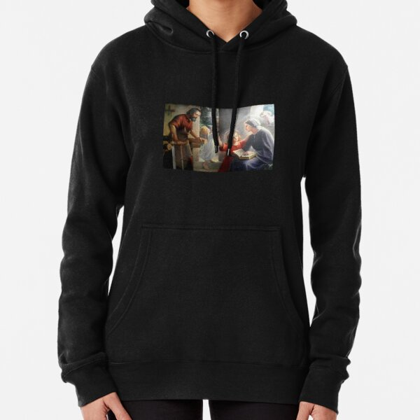 The Holy Family Pullover Hoodie
