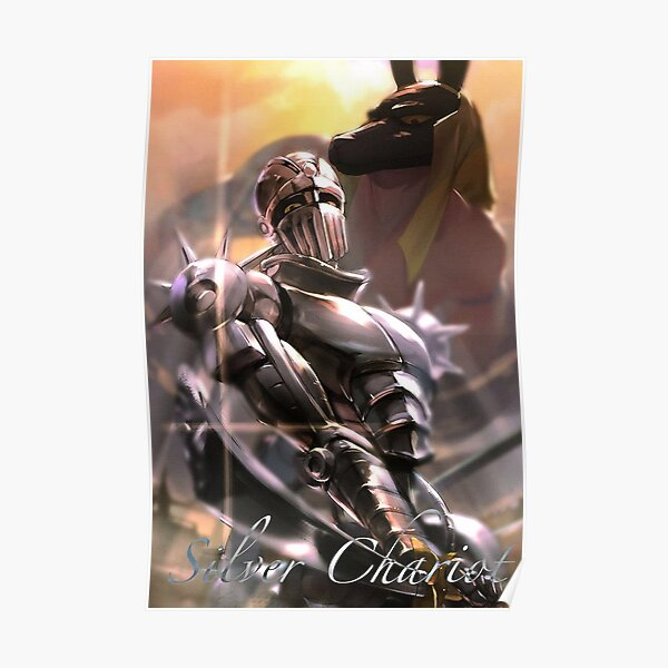Silver Chariot Poster