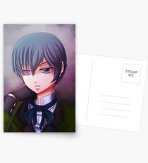 Ciel Phantomhive Postcards