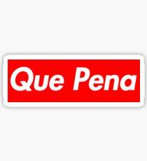 Höchste Pena Sticker