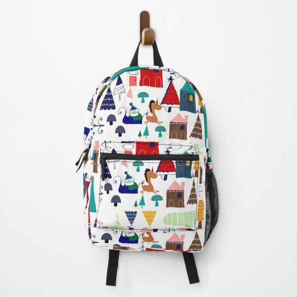 Christmas Unicorn #Christmas Backpack