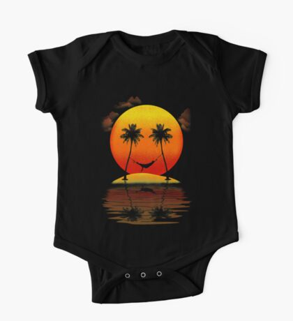 Sweet Smile of Sunset Kids Clothes