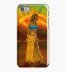 Sun Child iPhone Case/Skin