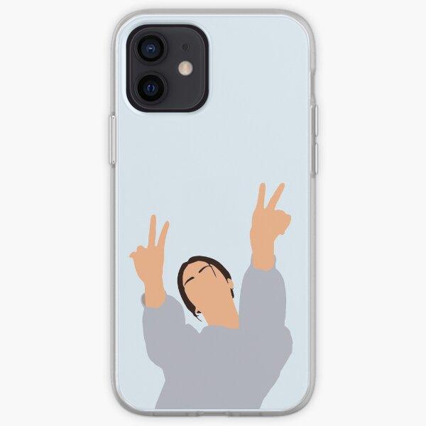 Charlie Damelio Tiktok Coque souple iPhone