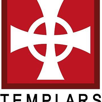 The Secret World - Templars Logo by ESilenceDesigns