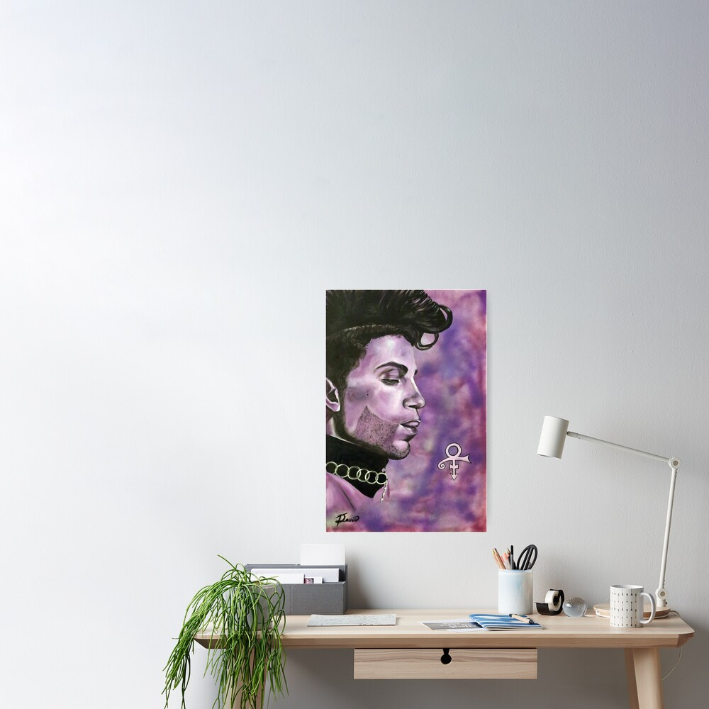 doves cry Poster