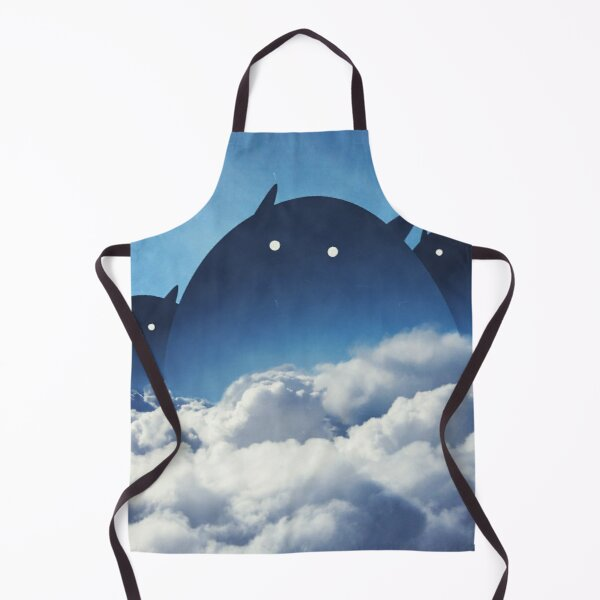 Beyond the Clouds Apron