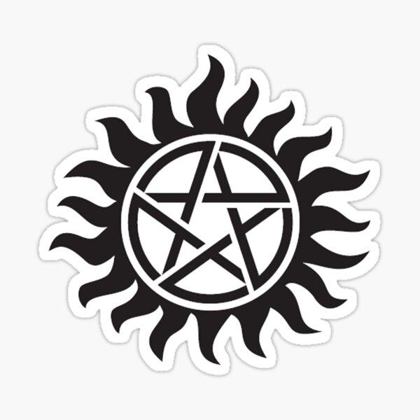 Supernatural Sticker