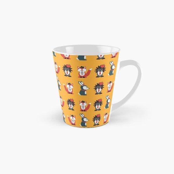 Dark Netflix Yellow Bunker Wallpaper Merchandise  Tall Mug