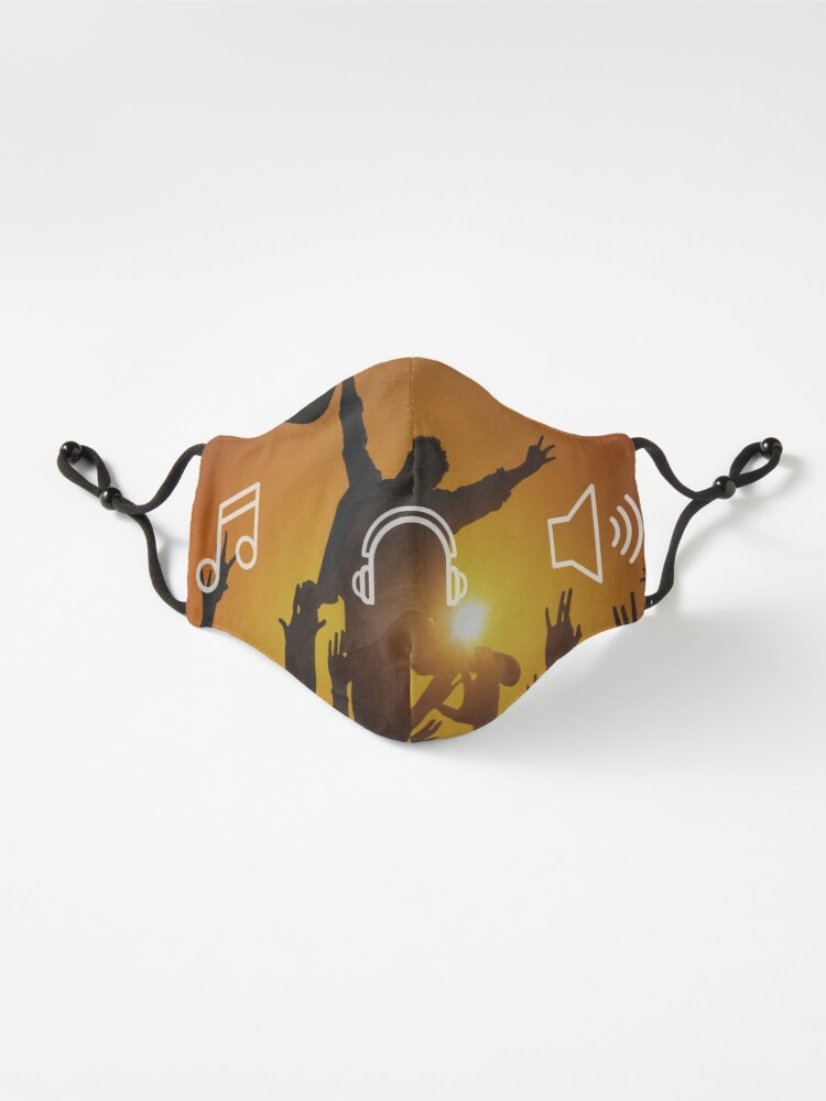 Alternate view of Concert Mask