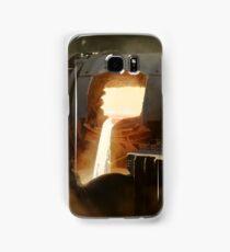 [Untitled] (Steel mill), ca. 1940 Samsung Galaxy Case/Skin
