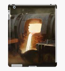 [Untitled] (Steel mill), ca. 1940 iPad Case/Skin
