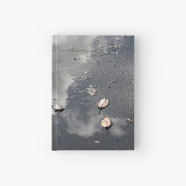 Fall Cloud Hardcover Journal