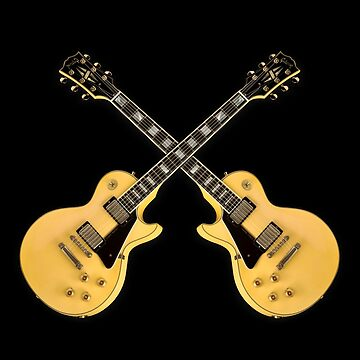 2 Gibson Les Paul Blonde by adlirman
