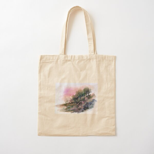 Enchanted woods 2 Cotton Tote Bag