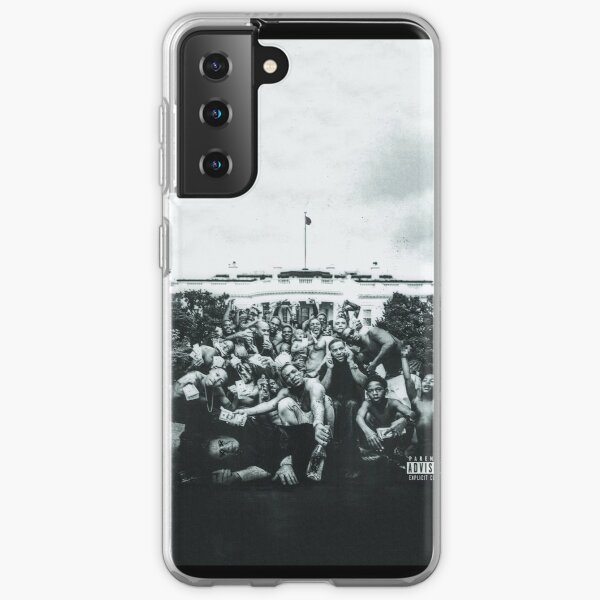 Kendrick Lamar To Pimp A Butterfly Samsung Galaxy Soft Case
