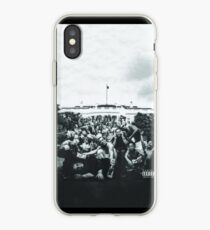 Kendrick Lamar To Pimp A Butterfly iPhone Case