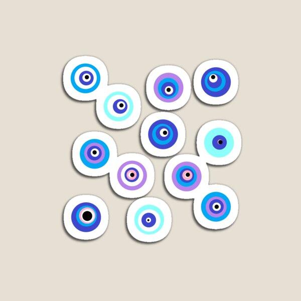 Talisman Blue Eyes (Mataki) Magnet