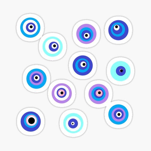 Talisman Blue Eyes (Mataki) Sticker