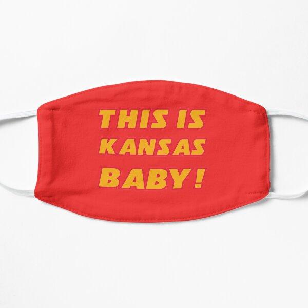 This Is Kansas Baby Kansas City Chiefs  Mask