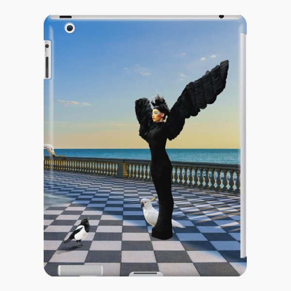 """""""Bird dreaming in the wind"""" iPad Snap Case"""