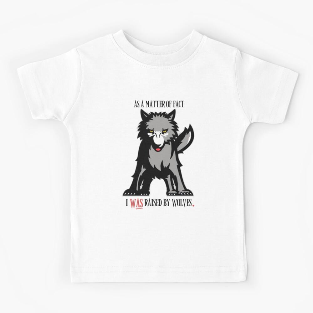 As a matter of fact  Kids T-Shirt