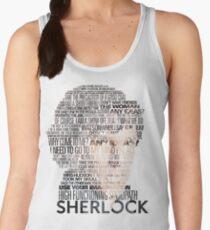 Sherlock Quotes Women's Tank Top