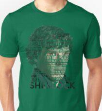Sherlock Quotes Unisex T-Shirt