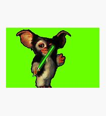 STAR WARS / GREMLINS Photographic Print
