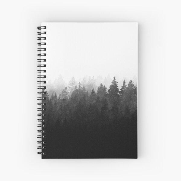 A Wilderness Somewhere Spiral Notebook