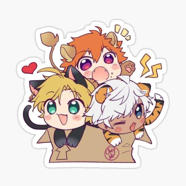 Obey me Sticker