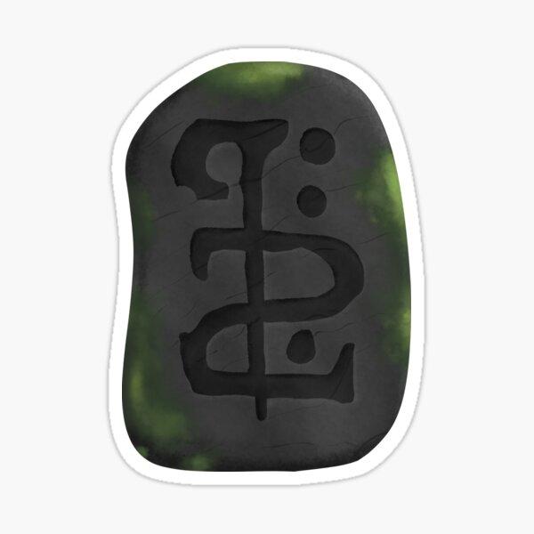 Journey Rune Sticker