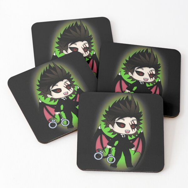 New Joker Secret Characters Roblox Fnaf The Pizzeria Roleplay Gacha Series Coasters Redbubble