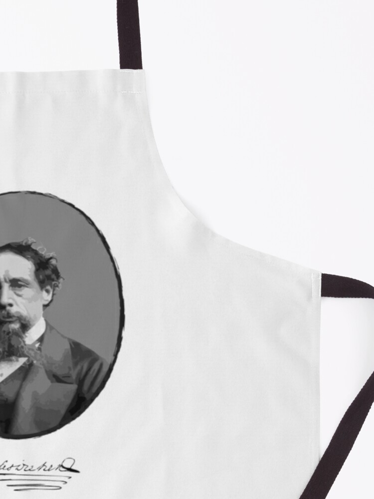 Alternate view of Charles Dickens Apron