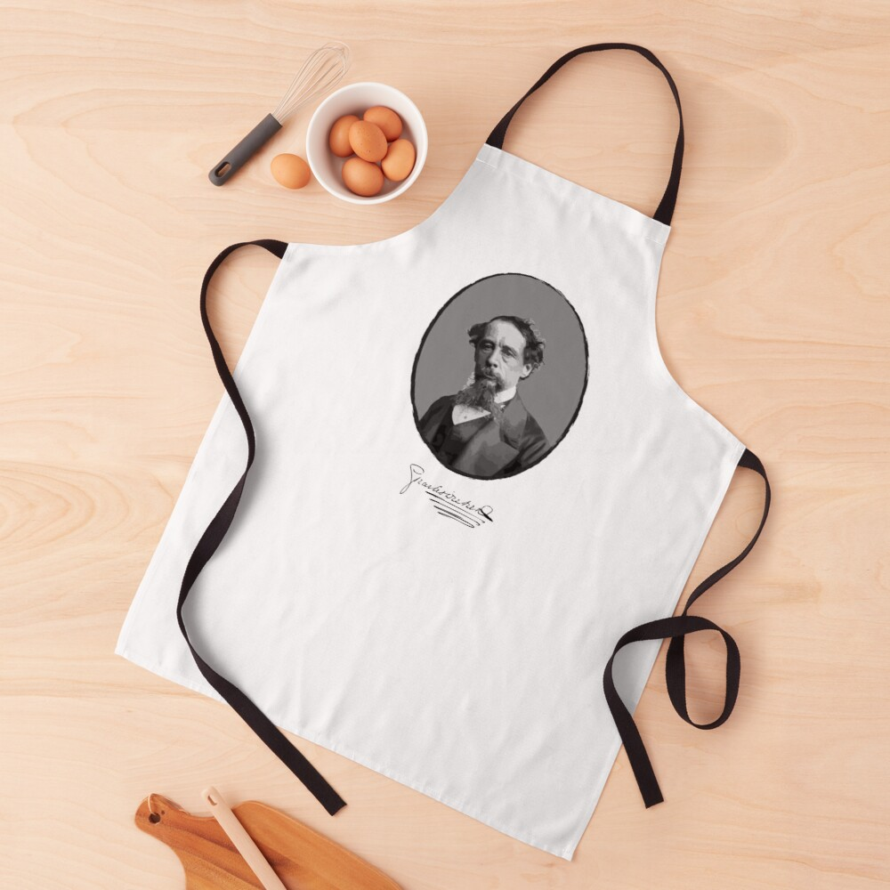 Charles Dickens Apron