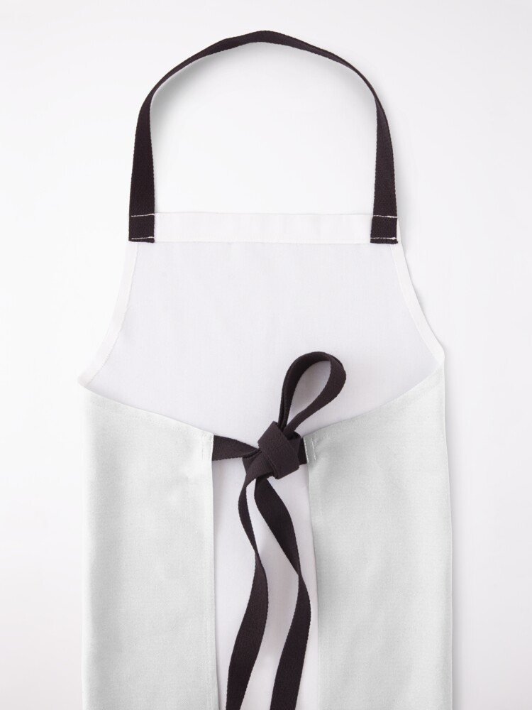 Alternate view of I love my dog - Boxer (Pink) Apron