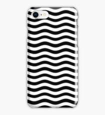 The Neighbourhood Black & White Waves iPhone Case/Skin
