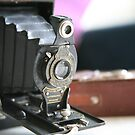 Vintage ...Autographic Brownie  by LynnEngland