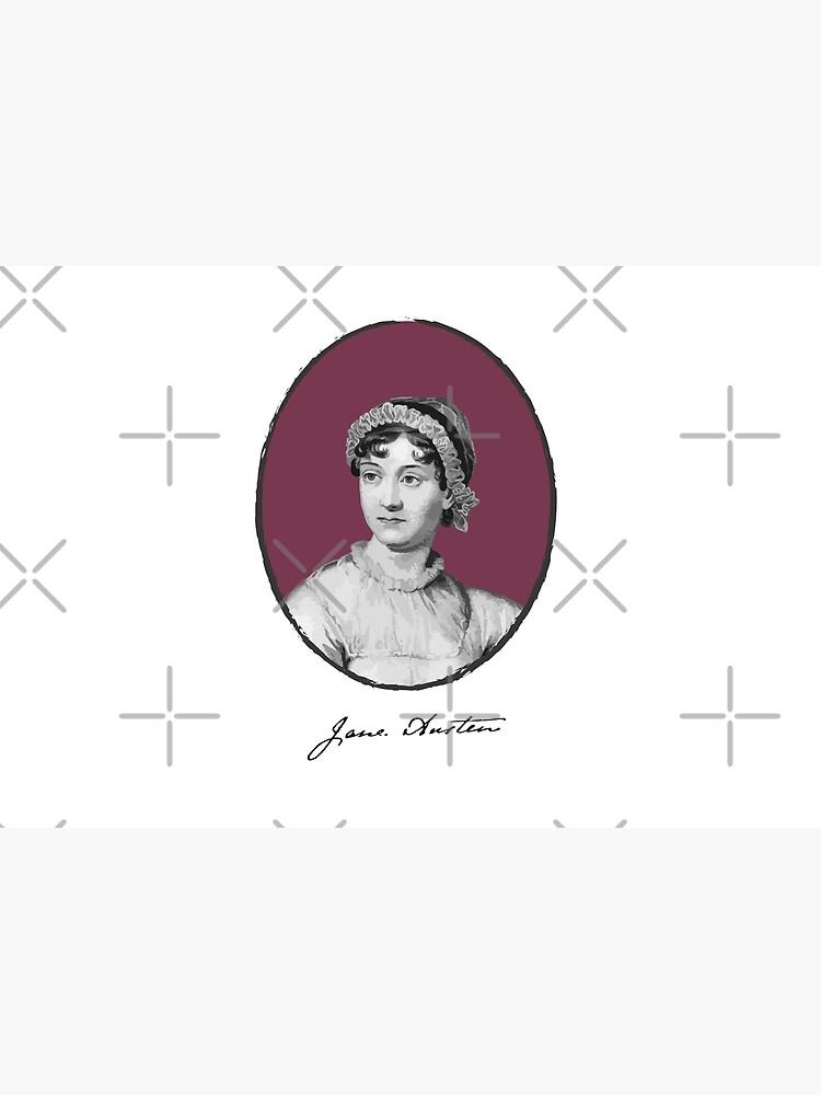 Authors - Jane Austen  by PrintablesP