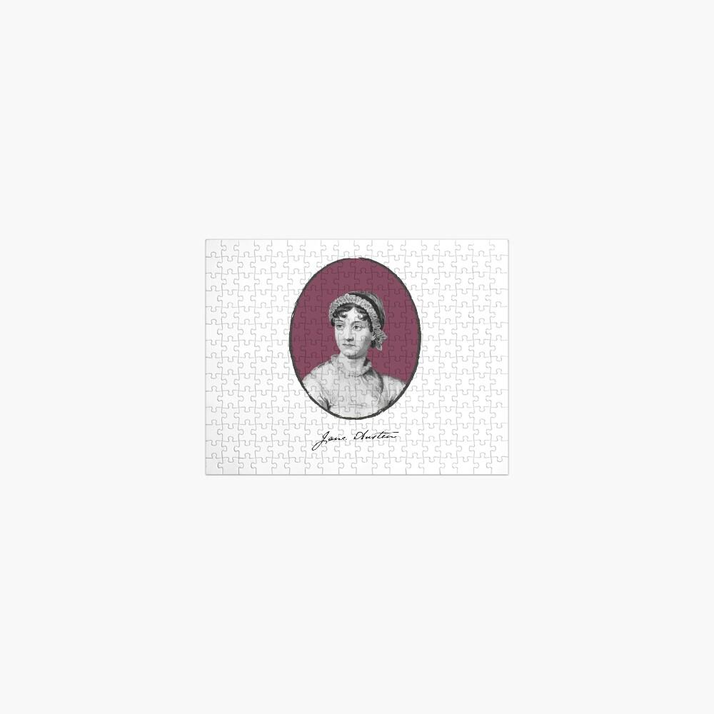 Authors - Jane Austen  Jigsaw Puzzle